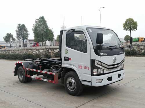 楚胜牌CSC5075ZXX6型车厢可卸式垃圾车