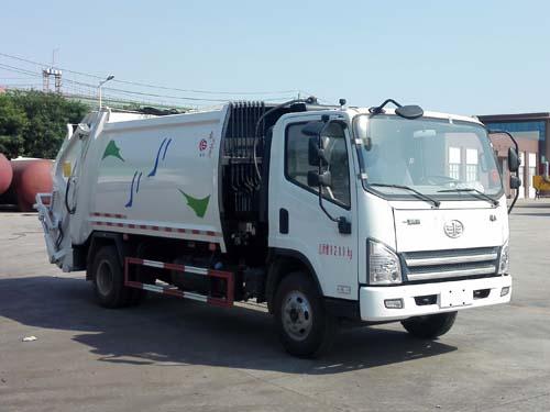 楚胜牌CSC5081ZYSCA5型压缩式垃圾车