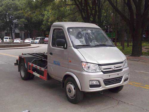 楚胜牌CSC5034ZXXSC型车厢可卸式垃圾车