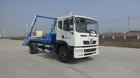 楚胜牌CSC5160ZBSEX5型摆臂式垃圾车