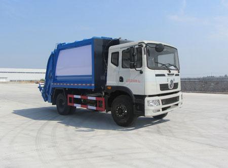 楚胜牌CSC5160ZYSEX10型压缩式垃圾车