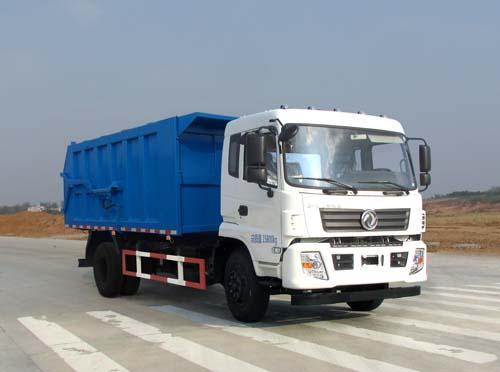 楚胜牌CSC5160ZDJES5型压缩式对接垃圾车