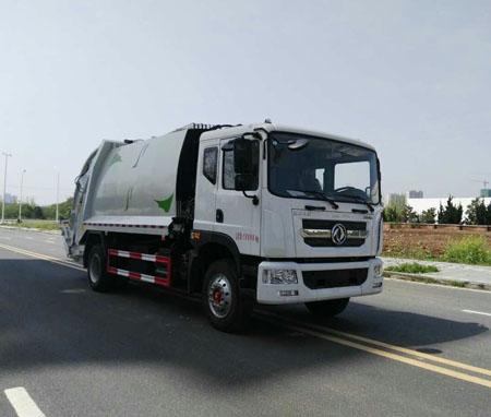 楚胜牌CSC5181ZYS5型压缩式垃圾车