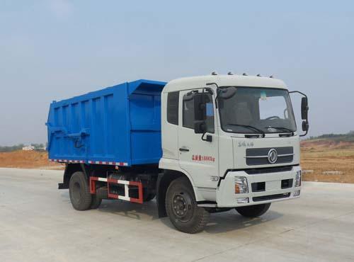 楚胜牌CSC5181ZDJD型压缩式对接垃圾车