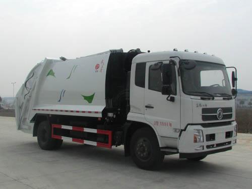 楚胜牌CSC5181ZYSD型压缩式垃圾车