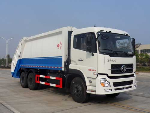楚胜牌CSC5250ZYSD13型压缩式垃圾车
