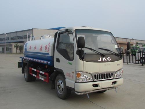 楚胜牌CSC5070GSSJHV型洒水车