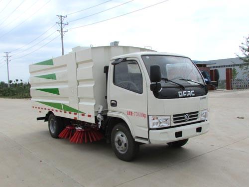 亚博体育网页版牌CSC5070TSL5型扫路车