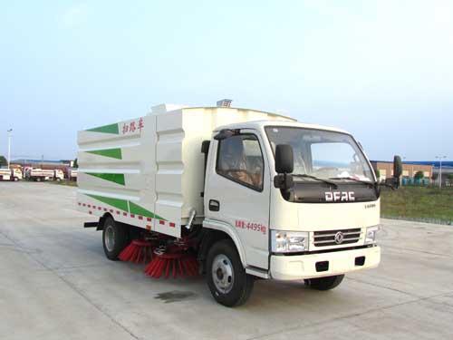 亚博体育网页版牌CSC5041TSL5型扫路车
