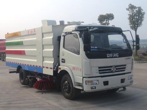 楚胜牌CSC5082TXS5型洗扫车
