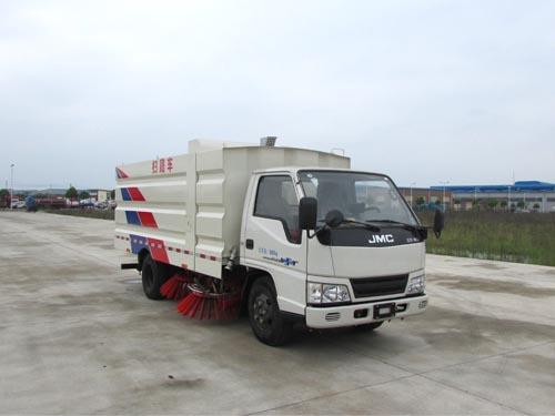 楚胜牌CSC5061TSLJ5型扫路车