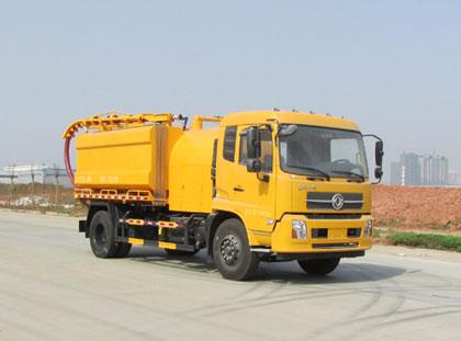 楚胜牌CSC5161GQWD5型清洗吸污车
