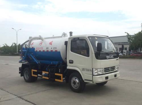 亚博体育网页版牌CSC5070GXW5型吸污车