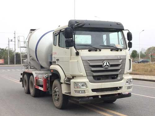 long8手机pt客户端牌CSC5255GJBZ型混凝土搅拌运输车