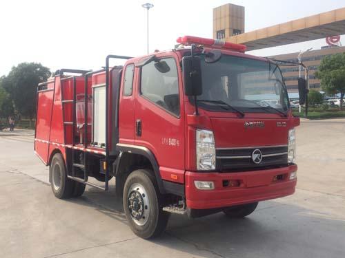 楚胜牌CSC5080GXFSL20型森林消防车