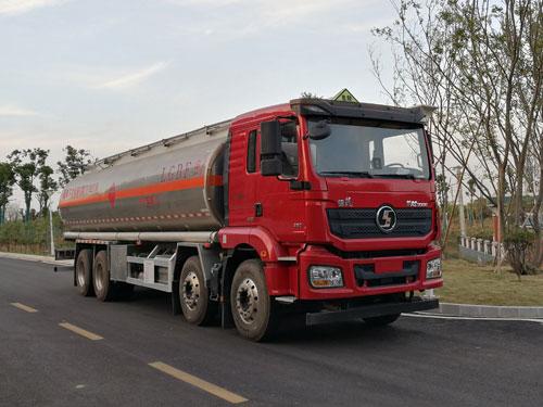 亚博体育网页版牌CSC5329GYYLS6型铝合金运油车