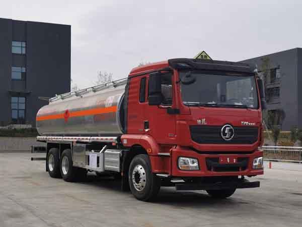 亚博体育网页版牌CSC5269GYYLS6型铝合金运油车