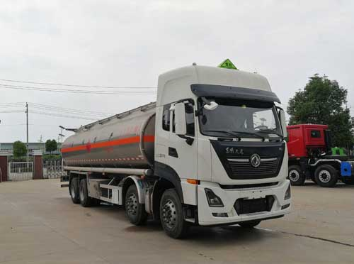 亚博体育网页版牌CSC5320GYYLD6A型铝合金运油车