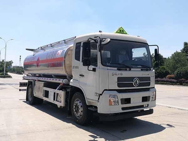 亚博体育网页版牌CSC5180GYYLD6型铝合金运油车