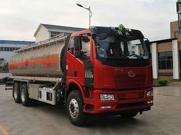 亚博体育网页版牌CSC5260GYYLC6型铝合金运油车