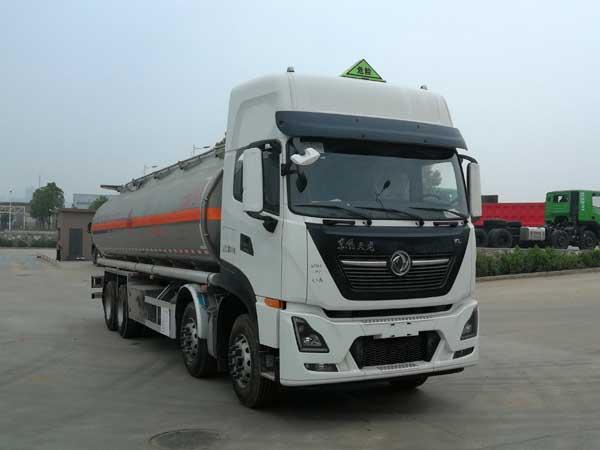亚博体育网页版牌CSC5320GYYLD6型铝合金运油车
