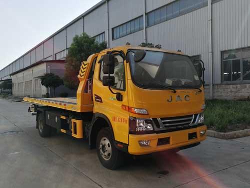 亚博体育网页版牌CSC5081TQZPJH6型清障车