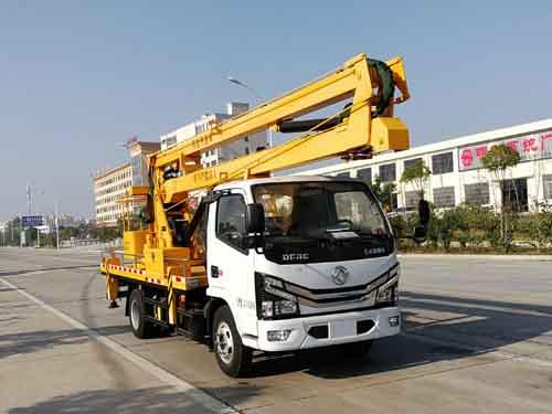 亚博体育网页版牌CSC5060JGK6ED16型高空作业车