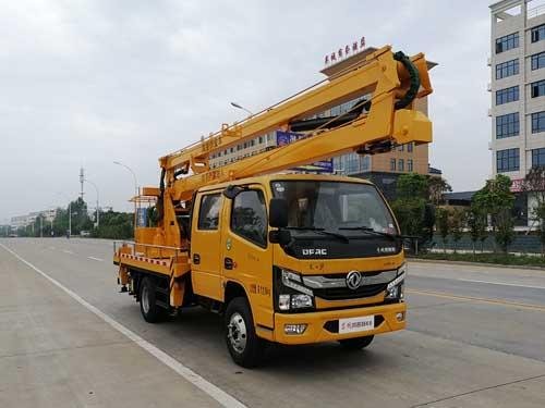 亚博体育网页版牌CSC5060JGK6E16型高空作业车