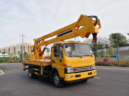 亚博体育网页版牌CSC5081JGK6JH18型高空作业车