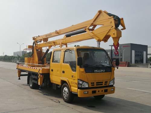 亚博体育网页版牌CSC5070JGK6W18型高空作业车