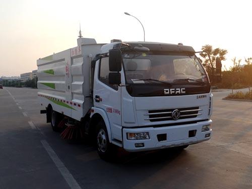 亚博体育网页版牌CSC5125TSL6型扫路车