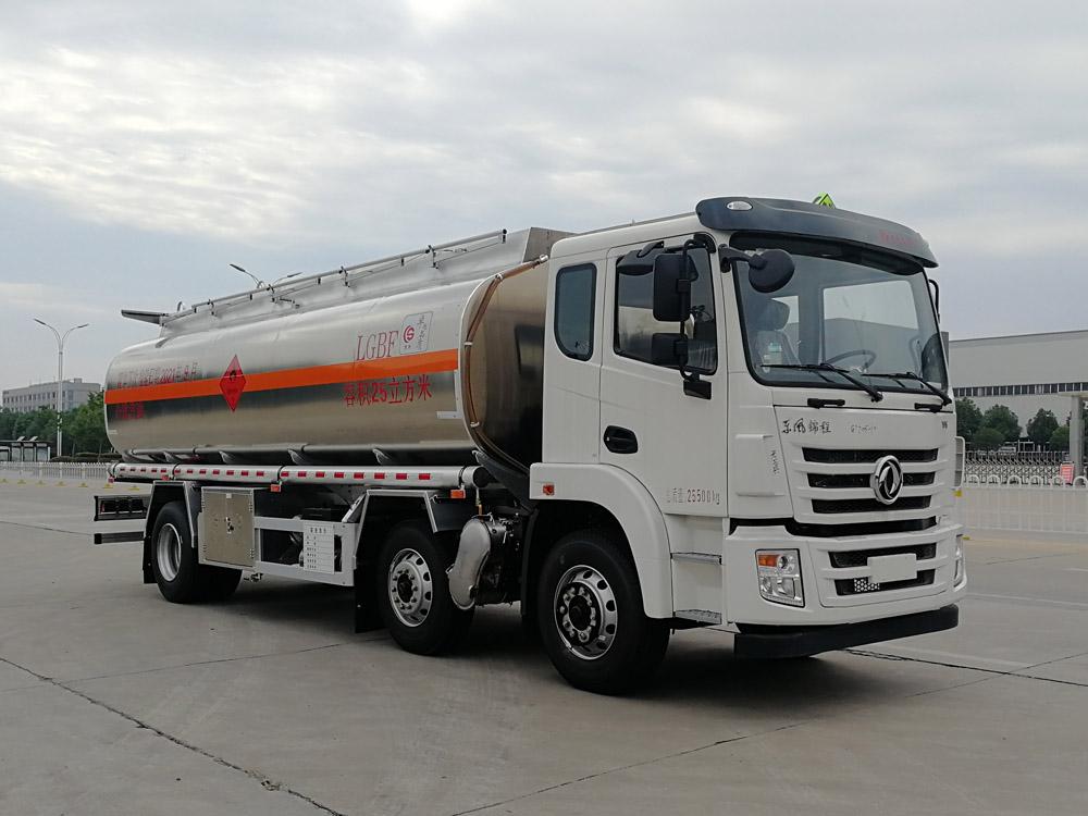 亚博体育网页版牌CSC5268GYYLES6型铝合金运油车