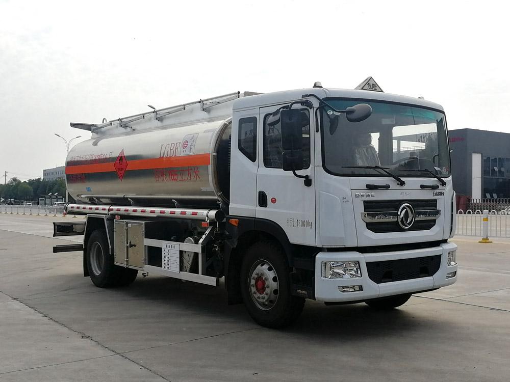 亚博体育网页版牌CSC5185GYYL6型铝合金运油车