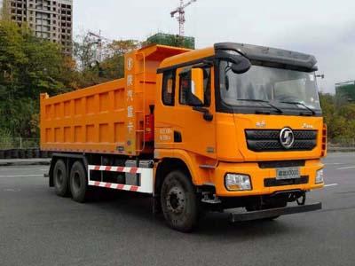 陕汽牌SX32595D404型自卸汽车