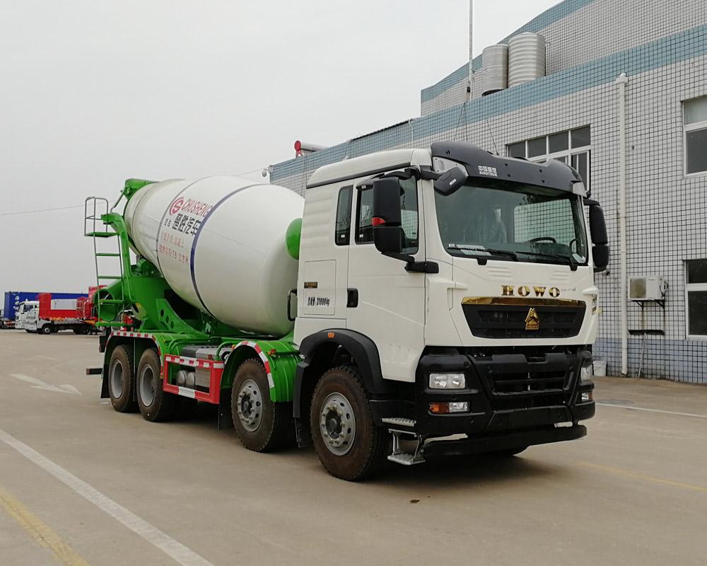 long8手机pt客户端牌CSC5317GJBZ6型混凝土搅拌运输车