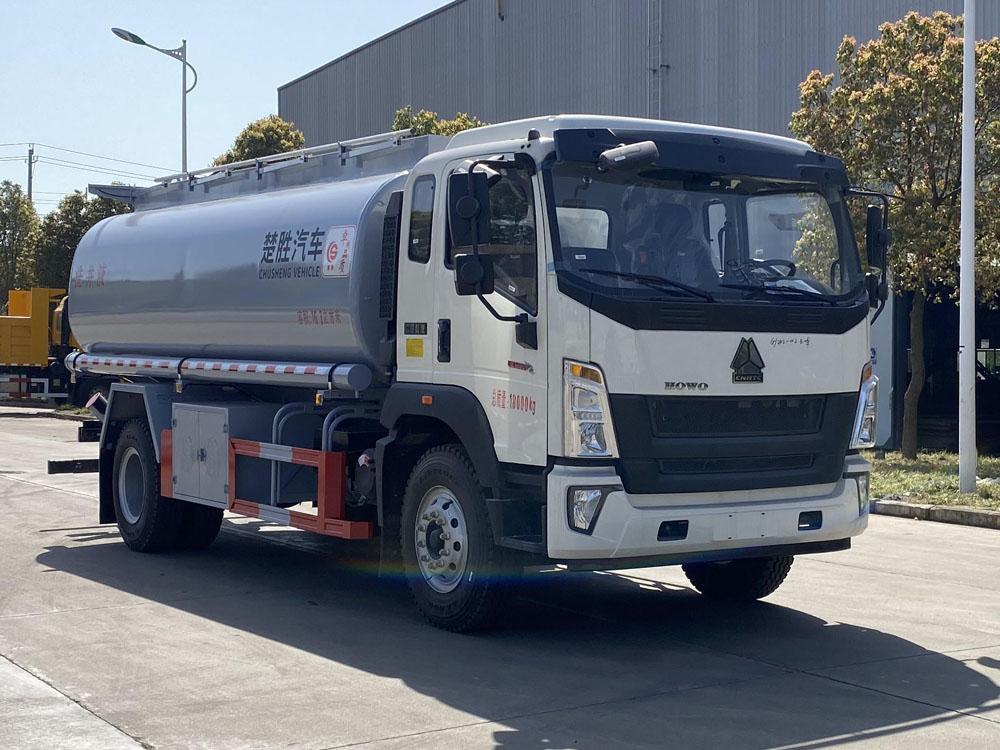 楚胜牌CSC5187TGYZ6型供液车
