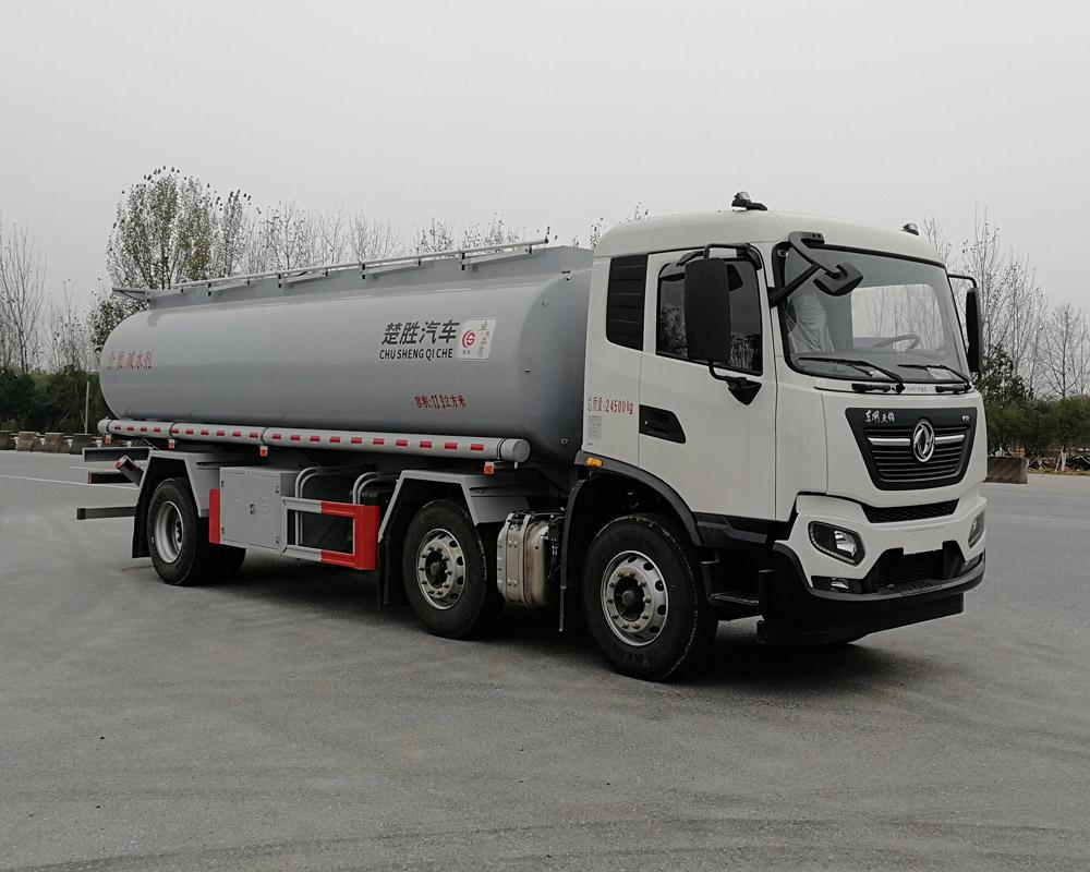 楚胜牌CSC5252GPGD6型普通液体运输车