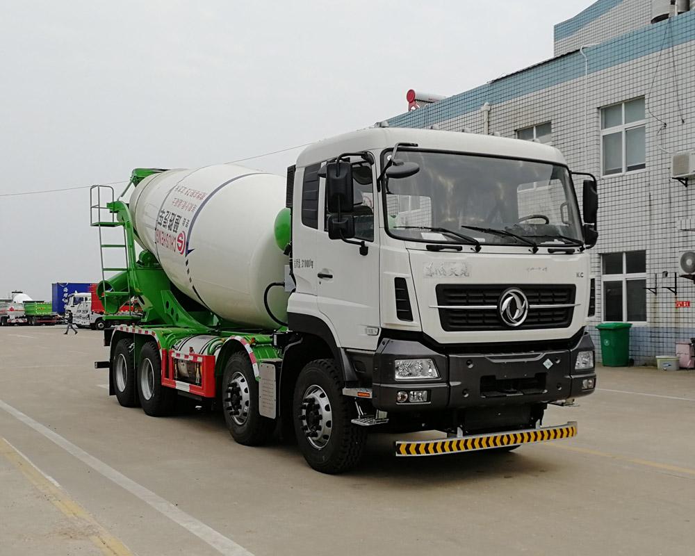 long8手机pt客户端牌CSC5318GJBDFVNG6型混凝土搅拌运输车