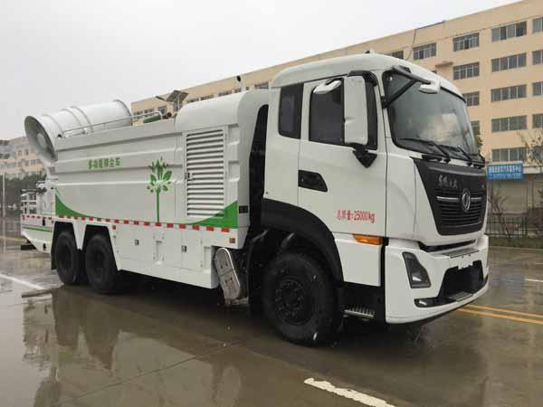 楚胜牌CSC5250TDYD6型多功能抑尘车