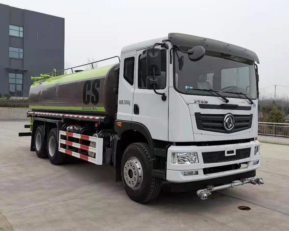 楚胜牌CSC5250GPSEQ6型绿化喷洒车
