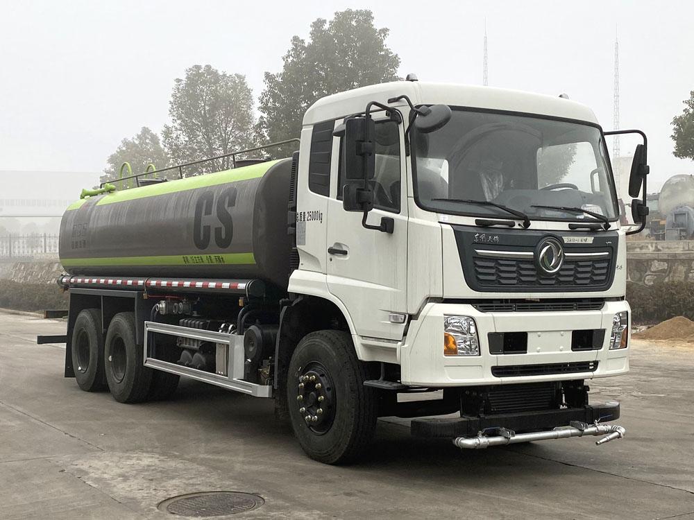 楚胜牌CSC5251GPSD6型绿化喷洒车